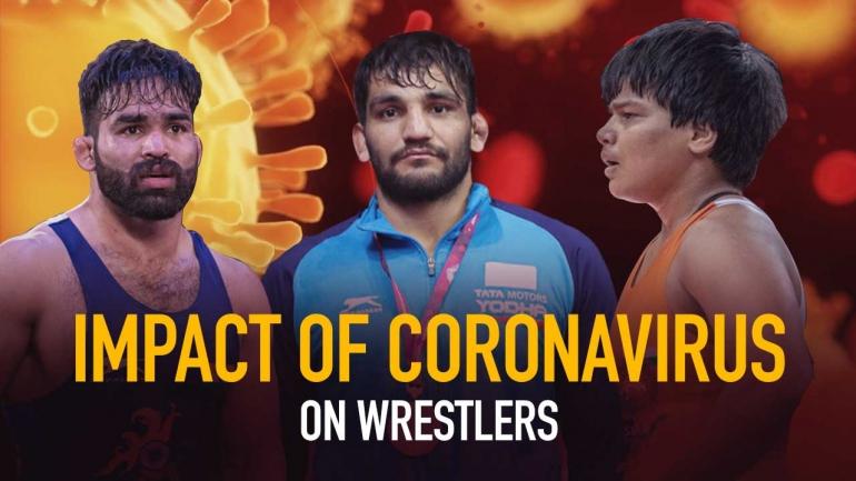 Impact of coronavirus on Wrestlers