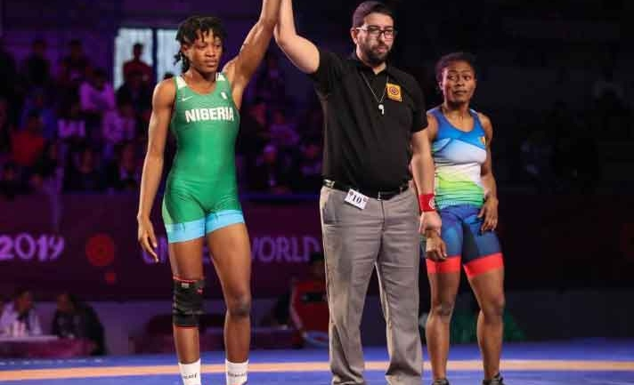 African Wrestling Championship : Nigeria wins women team title, Algeria triumphs in Men