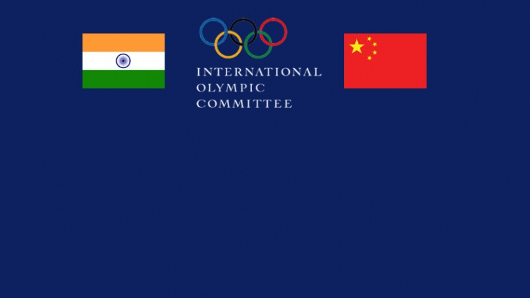 No sanctions, penalties on India on account of no visas for Chinese wrestlers : IOC