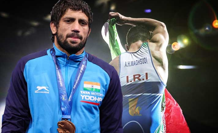 Asian Wrestling Championships, 2020 : Ravi Dahiya to WrestlingTV, Iranian wrestler will be the biggest challenge