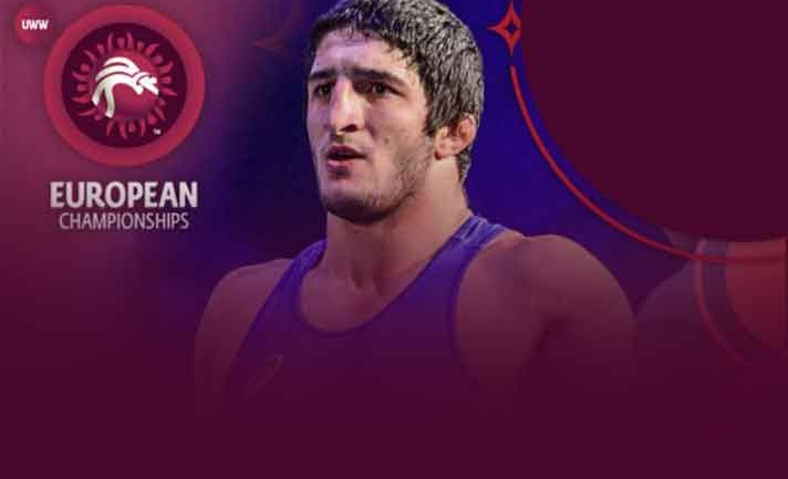 European Wrestling Championships: 'Russian Tank' Abdulrashid Sadulaev gunning for 4th title