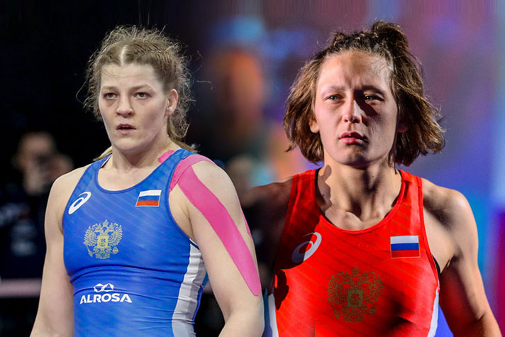 European Wrestling Championships : Russian women wrestlers shine as three in line for gold, watch the Thursday night finals LIVE