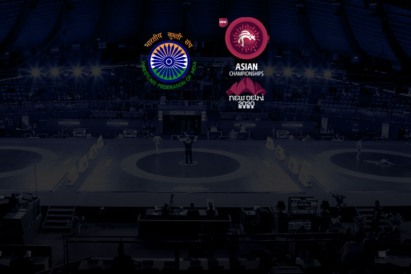 WFI offers free access for New Delhi Asian Wrestling Championships