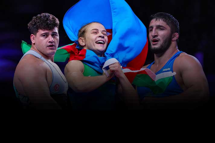 European Wrestling Championships : 11 reigning World Champions in fray for European supremacy in Rome, Watch the battles LIVE on WrestlingTV.in