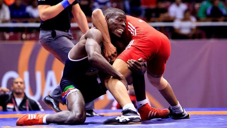 Algeria top team rankings in African Wrestling Championships
