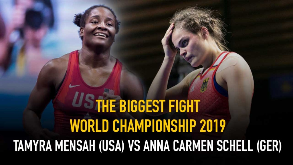 The Biggest Fights World Championship 2019