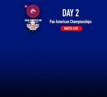 Pan American Championships Day 2 WATCH LIVE: 3 Greco, 1 Women categories to fight it out