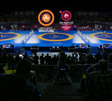 Pan-American Qualifiers: UWW decides to 'no spectators' rule for the Olympic Wrestling Qualifiers