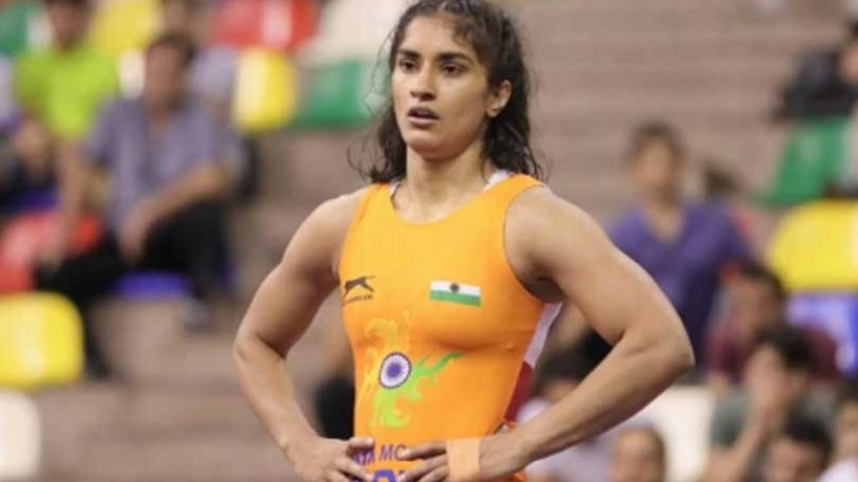 Vinesh Phogat Exclusive Interview : I am not thinking about postponement, completely focussed on Tokyo 2020 Olympics