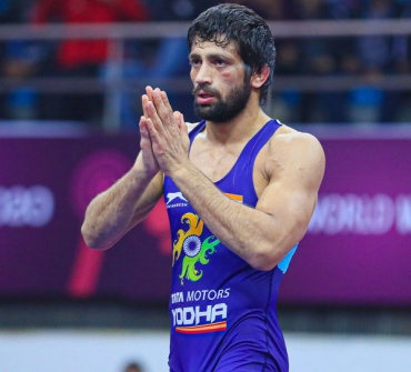 New challenge for Ravi Dahiya as Asian Champion in 61kg shifts to 57kg