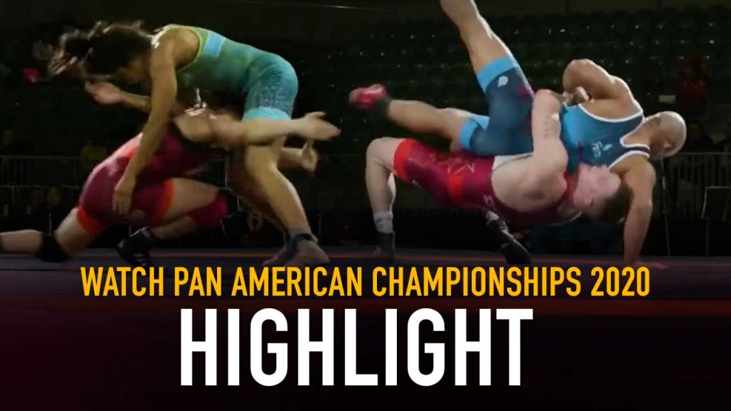 Watch Pan American Championships 2020 highlight