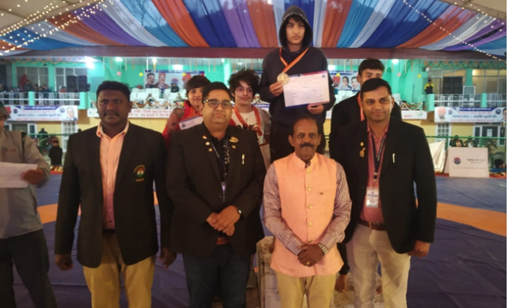 Tata Motors Junior National Wrestling Championship Day 2 ends, Haryana wins team trophy in women