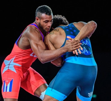 Pan-American Olympic Qualifiers Day 1 Results: Cuba qualify in all 6 Greco weight categories, USA also book 4 Tokyo berth