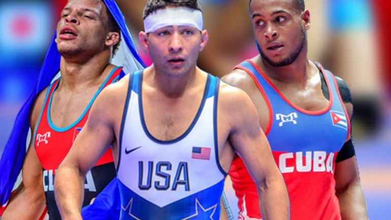 5 big names to wrestle on Pan American Championships Day 1