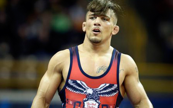 Olympian Frank Molinaro of USA announces retirement from wrestling on account of Tokyo 2020 postponement