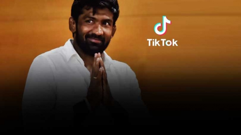 Yogeshwar Dutt calls for TikTok ban, gets massive support