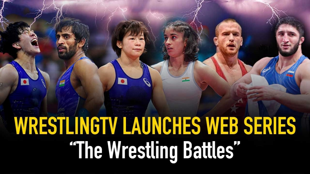 The Wrestling Battles,WrestlingTV Web-series,WrestlingTV video Series,Wrestling India,Wrestling News India