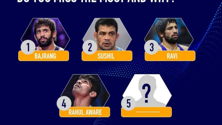 Which male Wrestler do you miss the most and Why?