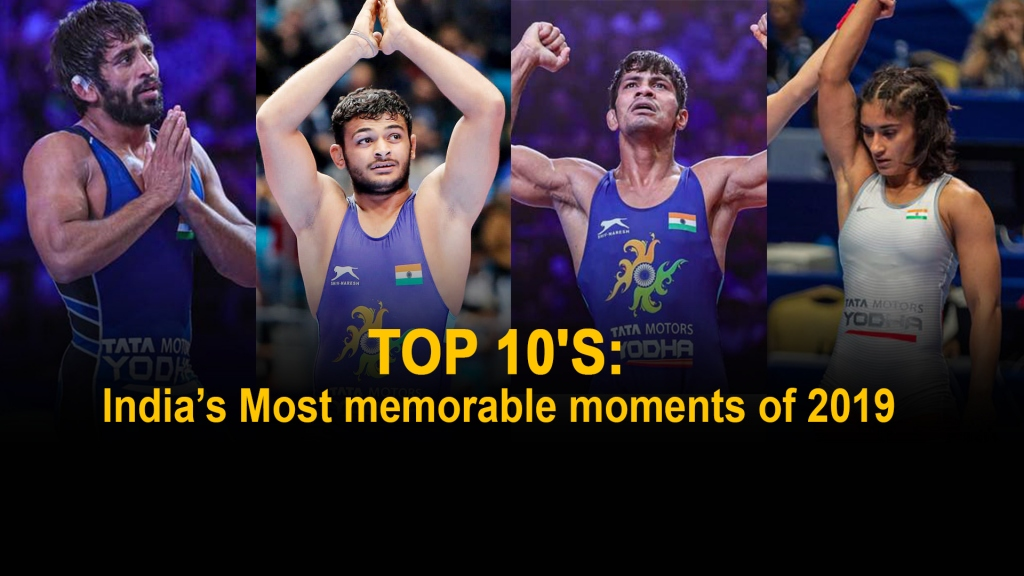 Most memorable Wrestling,Wrestling moments,Wrestling moments 2019,Wrestling India,Wrestling News India
