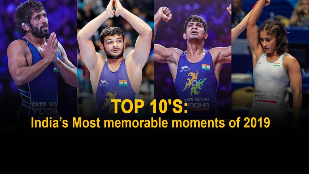 Most memorable Wrestling,Wrestling moments,Wrestling moments 2019,Wrestling India,Wrestling News India