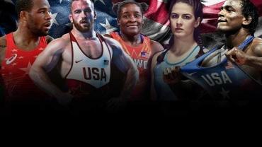 Top 5: Active American Wrestlers