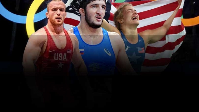 Are the 2016 Olympic wrestling medallists still in reckoning for medals in Tokyo, take a look !