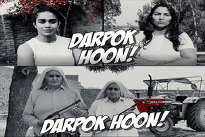 Dangal girls, Geeta – Babita signs up for Hamdard group #Main Darpok Hoon campaign