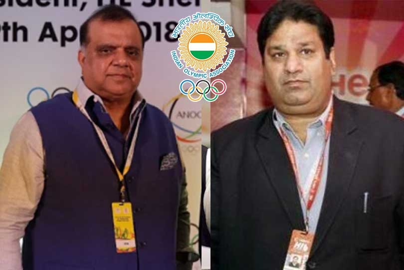 IOA Muddle : Indian Olympic Association President & Sec General at loggerheads