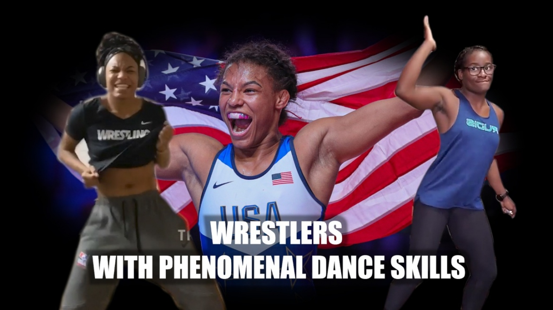 Wrestlers with Phenomenal Dance Skills