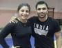 पति राहुल मान ने बनाया बीवी और एशियाई चैम्प सरिता मोर का टोक्यो ओलिंपिक रोड मैप