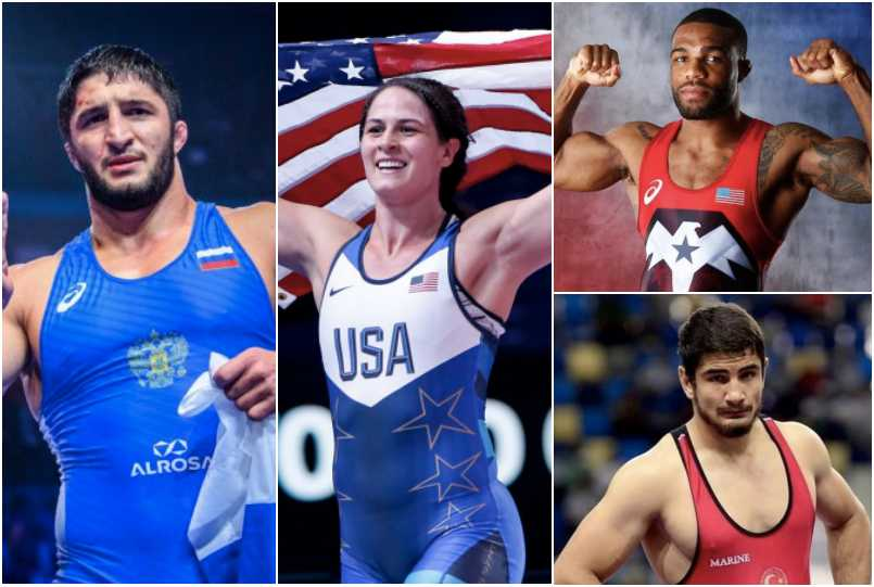 From Adeline Gray to Abdulrashid Sadulaev; Watch Wrestling's top performers of 2010's