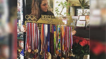 "World champion Natalya Vorobyova: ""Coronavirus situation has brought everything on equal footing"""