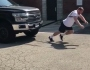 Olympic champ Kyle Snyder's superhuman strength on display, pulls 2500kg pickup truck for training; Watch Video