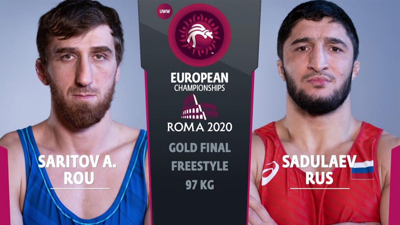 The Biggest Fight- Abdulrashid Sadulaev (RUS) vs Albert Saritov (ROU)