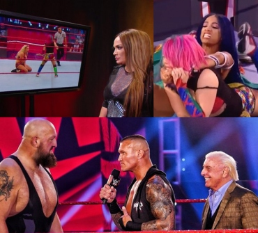 WWE Raw: Top 5 moments from June 22, 2020 episode
