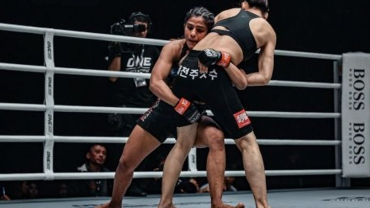 Ritu Phogat draws inspiration from Khabib Nurmagomedov and Virat Kohli ahead of her fight on October 30