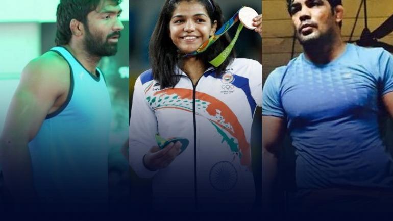 Wrestling News: Sakshi Malik reveals how Sushil Kumar and Yogeshwar Dutt helped her win Olympic medal