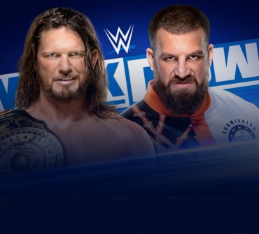 WWE SmackDown LIVE: Drew Gulak to challenge AJ Styles for Intercontinental title