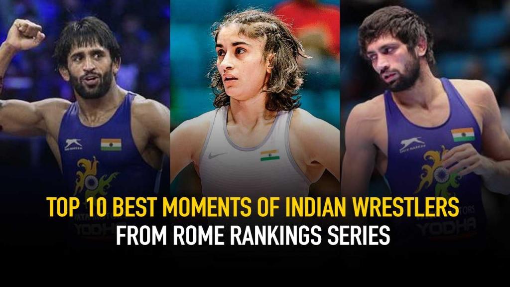 Indian wrestlers,Indian wrestlers Videos,Rome Rankings Series,Watch Wrestling,Wrestling Live