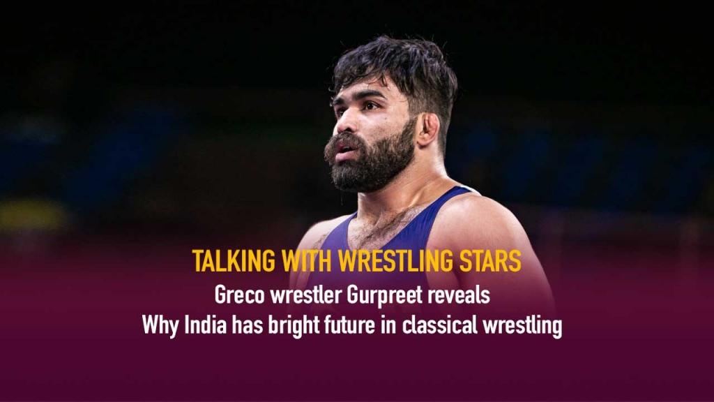 Gurpreet Wrestler,Rome Ranking Series,Greco-Roman Wrestling,Watch Wrestling,Wrestling LIVE