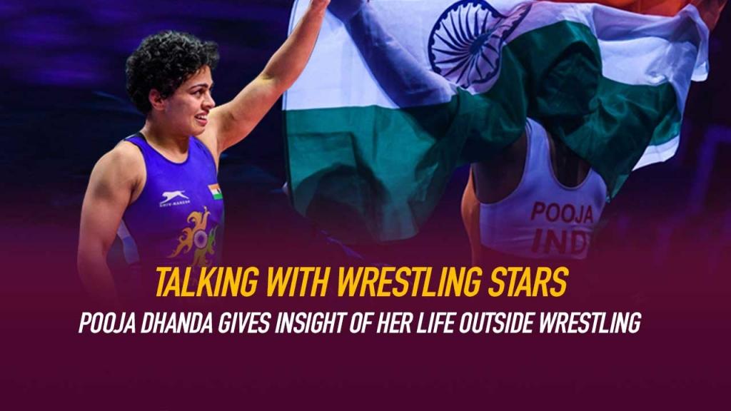 Pooja Dhanda,Pooja Dhanda Live,Pooja Dhanda Wrestler,Watch Wrestling,Wrestling LIVE