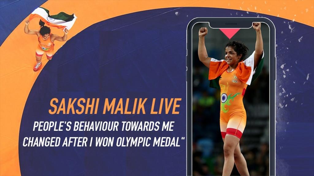 Sakshi Malik,Sakshi Malik Live,Olympic Games,Watch Wrestling,Wrestling LIVE