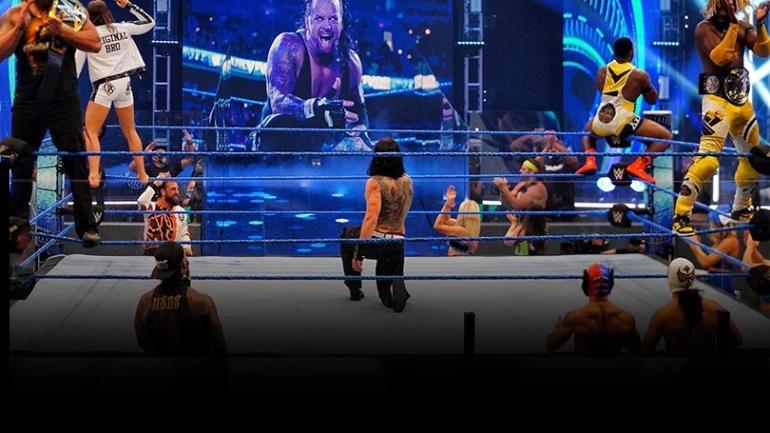 WWE's Undertaker farewell : Inside View of WWE's final goodbye to Undertaker