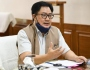 Kiren Rijiju discusses 'roadmap for resumption of sporting activities' with 17 states