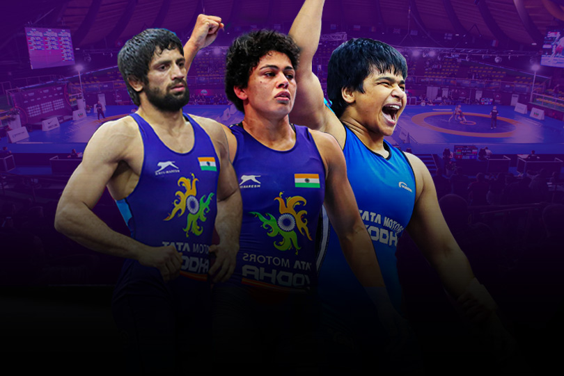Indian wrestlers welcome decision of conducting world championships this year