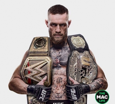 WWE News: Conor Mcgregor to join WWE? This Instagram post by him gives big hint