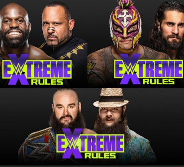 WWE Extreme Rules matches: Confirmed match cards from WWE Smackdown and WWE Raw for upcoming pay-per-view