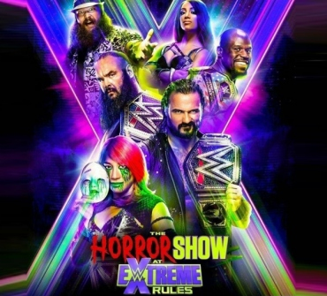 WWE Extreme Rules 2020: WWE reveals official poster for Horror Show at Extreme Rules