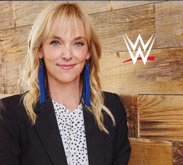 WWE Movements : Kristina Salen appointed as new CFO for WWE