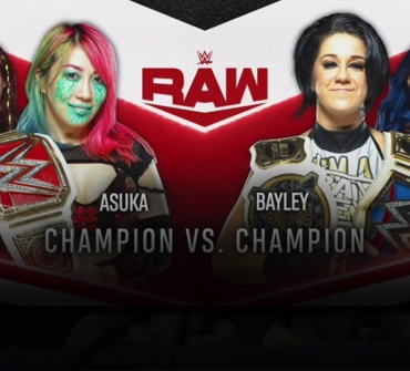 WWE News: Raw Champion vs Smackdown Champion match confirmed for this week's WWE Raw episode